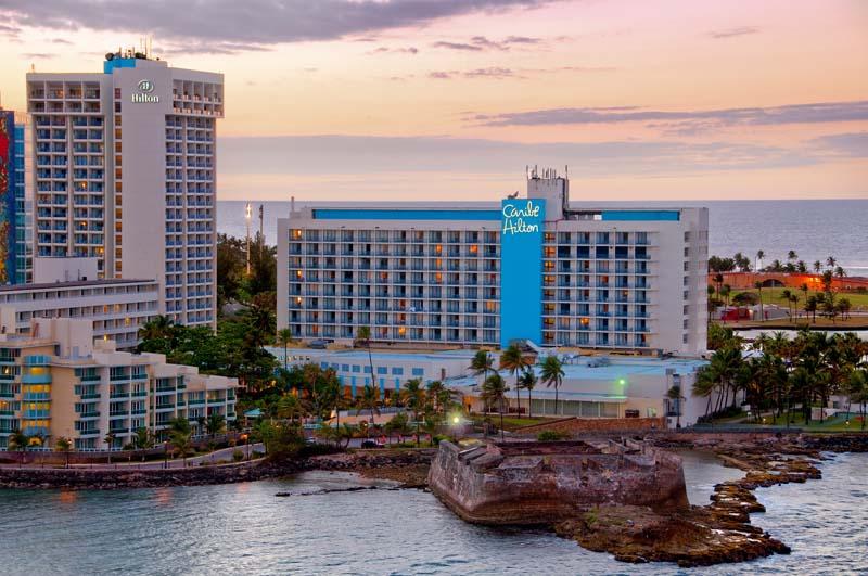Caribe-Hilton-Hotel-Aerial-View